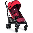 more details on Joie Brisk Stroller - Cherry.