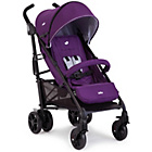 more details on Joie Brisk LX Stroller - Deep Purple.