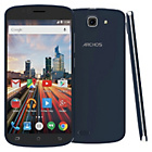 more details on Sim Free Archos Helium 4G 8GB 50E Smartphone - Blue.