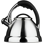 more details on Premier Housewares Tenzo Whistling Kettle - Silver.