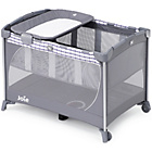 more details on Joie Commuter Change Travel Cot - Cloud.