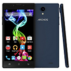 more details on Sim Free Archos 55 Platinum 8GB Smartphone - Blue.