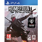 more details on Homefront: The Revolution PS4 Game.