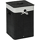 more details on Premier Housewares Square Laundry Hamper - Black.