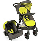more details on Graco FastAction LX Fold Travel System - Sport Lime.
