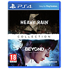 more details on Heavy Rain and Beyond: Two Souls - PS4 Game.