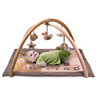 more details on Lil' Jumbl Baby Play Gym - Brown.
