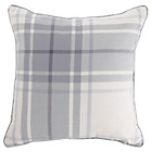 more details on Heart of House Angus Grey Check Cushion.