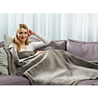more details on Relaxwell by Dreamland Intelliheat Grey Throw.