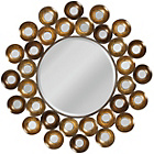 more details on Premier Housewares Circular Tribeca Wall Mirror.