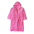 more details on Pretty Pink Adult Fleece Robe.