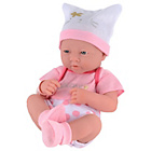 more details on Early Learning Centre Newborn Girl Doll.