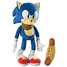more details on Sonic Boom 15 Inch Deluxe Sonic Plush.