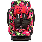 more details on Cosatto Hug Group 1-2-3 Car Seat - Tropico.