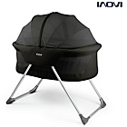 more details on Inovi Cocoon Moses Basket - Black.