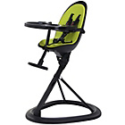more details on Ickle Bubba Orb Green on Black Highchair.