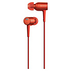 Sony MDR-EX750 High Resolution Headphones - Red