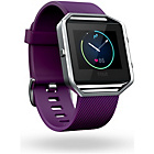 more details on Fitbit Blaze Large Classic Accessory Band - Plum