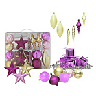 more details on 48 Piece Just Sparkle Bauble Pack.