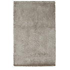 more details on Collection Silky Shaggy Deep Pile Rug - Champagne.