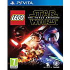 more details on LEGO® Star Wars: The Force Awakens PS Vita Pre-order Game.