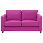 more details on Grace Regular Velvet Sofa - Pink.