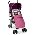 more details on Mamas & Papas Swirl Pushchair Package - Purple