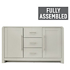 more details on Heart of House Elford Sideboard - Grey