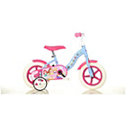 more details on Dino Bikes Disney Princess 10 Inch Children's Bike.