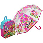 more details on Shopkins Backpack and Umbrella.