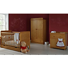 more details on Disney Winnie the Pooh 3 Piece Double Set - Country Pine.