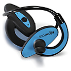 more details on Boompads Bluetooth Headphones - Blue.