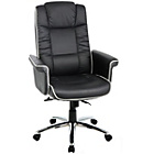 more details on High Back Gas Lift Chelsea Executive Chair - Black.