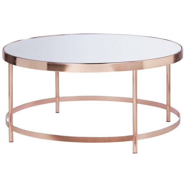 Gumtree Copper Coffee Table: Buy Collection Round Glass Top Coffee Table