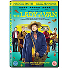 more details on The Lady in the Van DVD.