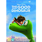 more details on The Good Dinosaur DVD.