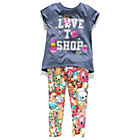 more details on Shopkins Top and Legging Set.