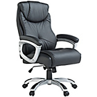 X-Rocker Executive Height Adjustable Office Chair - Black