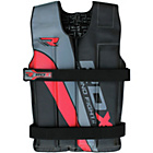 more details on RDX 18KG Weighted Vest - Red