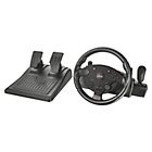 more details on Trust GXT288 Racing Game Wheel - Black.