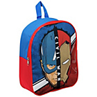 more details on Captain America Backpack.