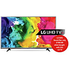LG 60UH615V 60 Inch UHD 4K WEB OS Smart LED TV