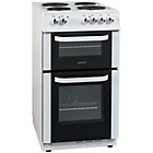 Servis STE50W Electric Cooker - White