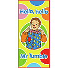 more details on Mr Tumble Towel.