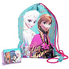 more details on Disney Frozen Bag and Purse Set.