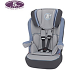 more details on Obaby B is for Bear 1-2-3 High Back Booster Car Seat - Blue.