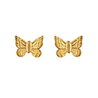 more details on 9ct Gold Butterfly Studs.