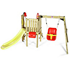 more details on Plum Toddlers Tower Wooden Climbing Frame.