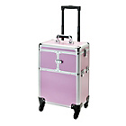 more details on Large Pink Trolley Case.