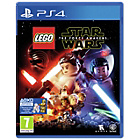 more details on Lego Star Wars: The Force Awakens PS4 Game.